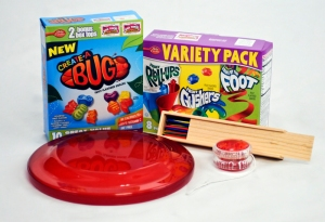 BC Fruit-Flavored Snacks Prize Pack